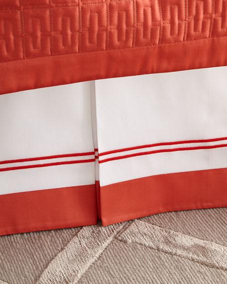 Home Treasures Queen Marco Dust Skirt