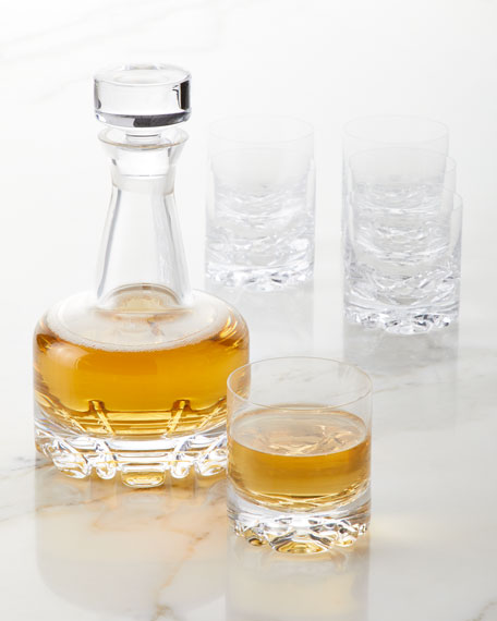 Erik 7-Piece Decanter Set