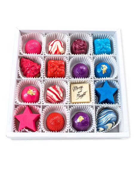Chocolate Ornaments Gift Box
