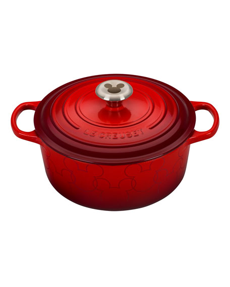 Disney Mickey Mouse Round Dutch Oven