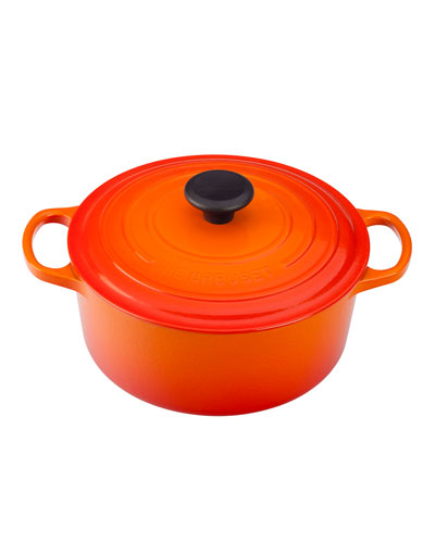 Signature Round 4.5-Quart Dutch Oven