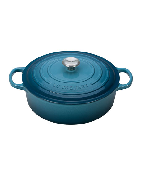 Signature Round Wide Dutch Oven