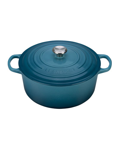 Signature Round 9-Quart Dutch Oven