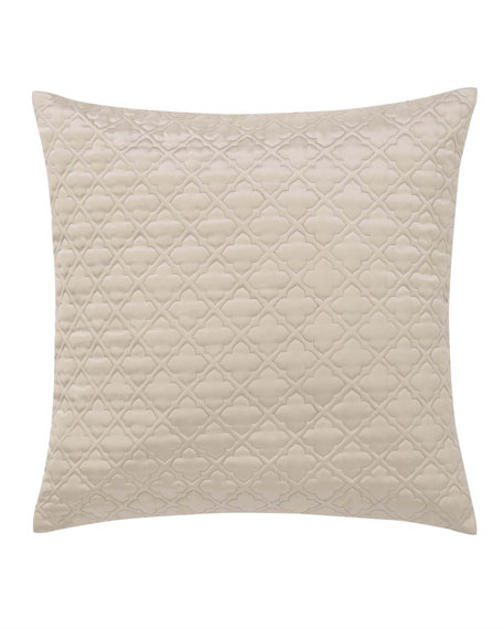 "Paloma Decorative Pillow, 18""Sq."
