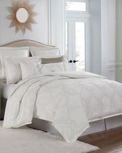 Dianti Queen 4-Piece Comforter Set
