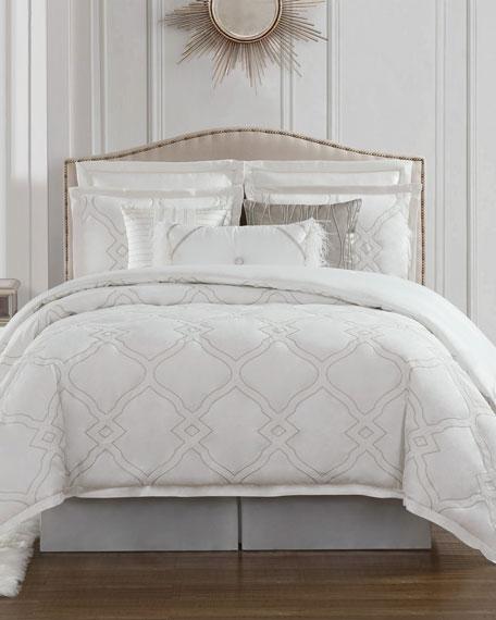 Dianti California King 4-Piece Comforter Set