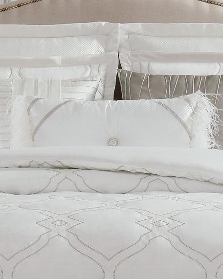 Dianti Woven Decorative Pillow
