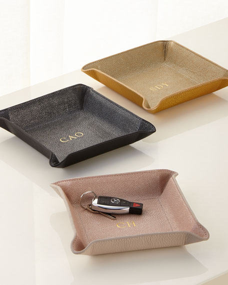 Valet Tray, Personalized