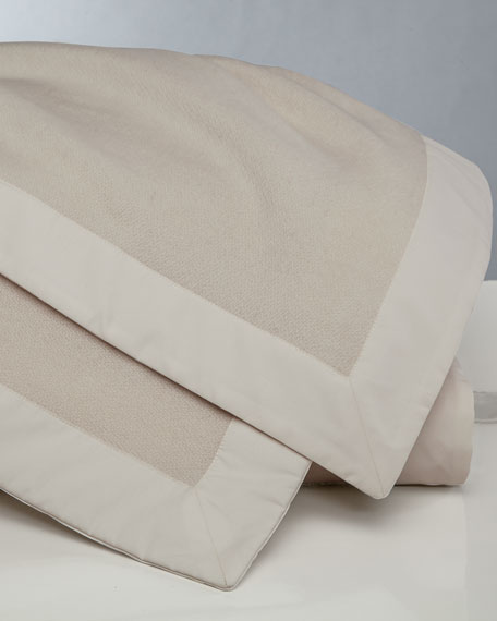 Home Treasures Queen Serena Cashmere Blanket