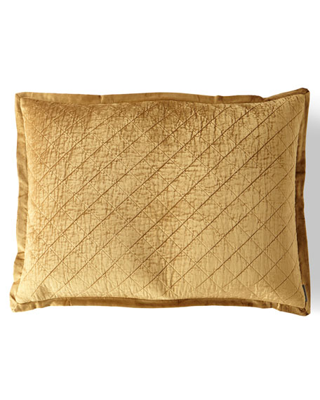 Chloe Luxe European Pillow