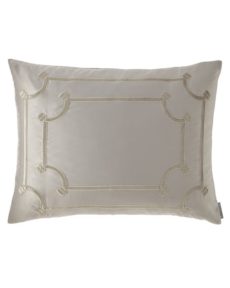Vendome Standard Sham with Pillow Insert