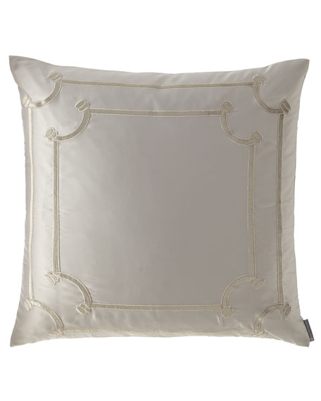 Vendome Euro Sham with Pillow Insert