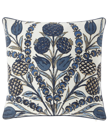 Cornelia Square Pillow
