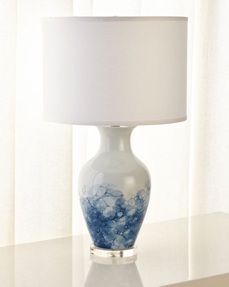 Jamie Young Ceramic Table Lamp