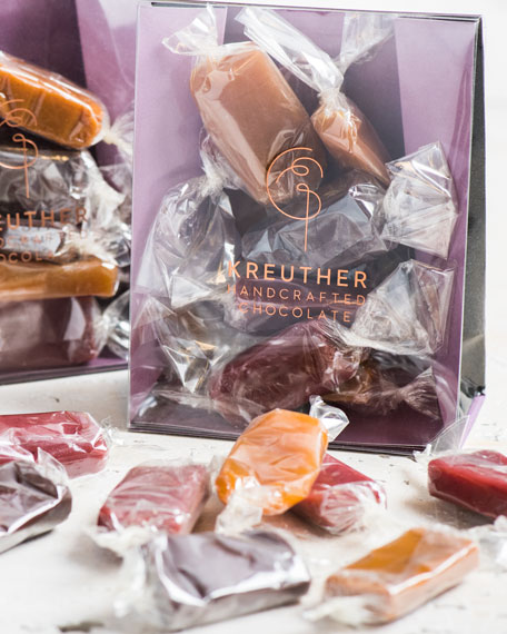 Kreuther Handcrafted Chocolates Assorted Caramels