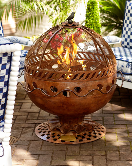 Zanzibar Fire Pit