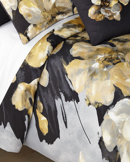 Casa Noir Mini King/California King Comforter Set