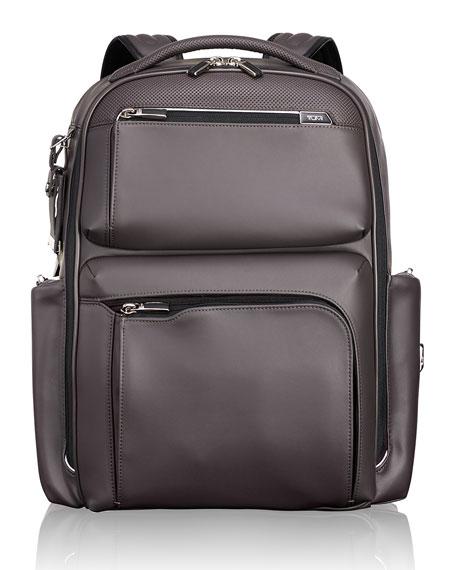 Bradley Leather Backpack