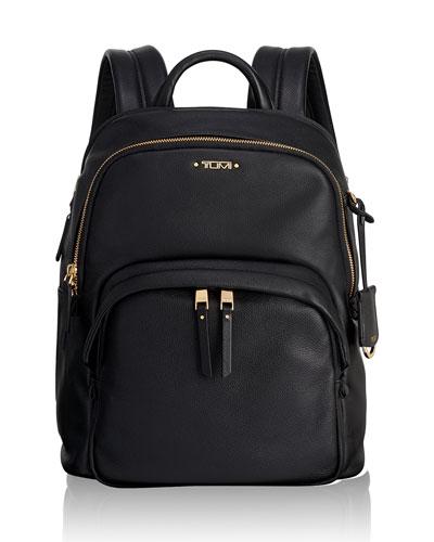 Dori Leather Backpack