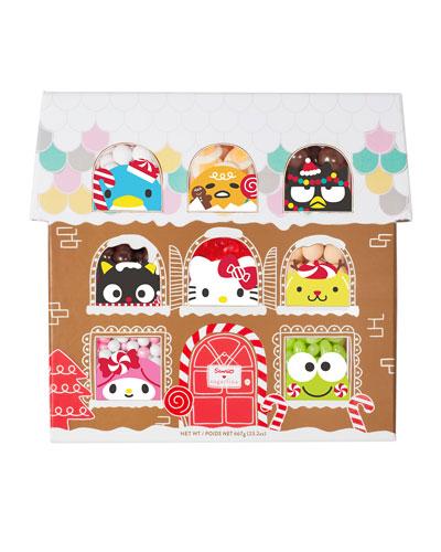 Sanrio Sweet Retreat 8-Piece Candy Bento Box