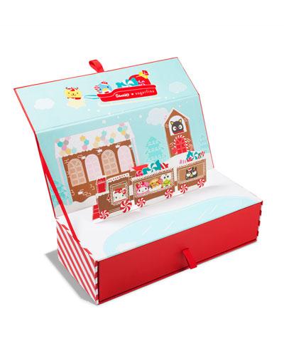Pop Up Box Holiday 3-Piece Bento Box