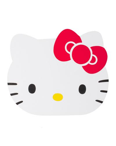 Hello Kitty Face 4-Piece Bento Box