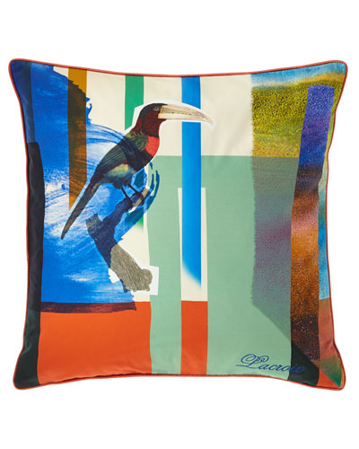 Toucan Mix Pillow