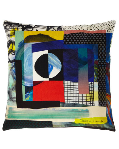 Sunset Mix Crepuscule Pillow