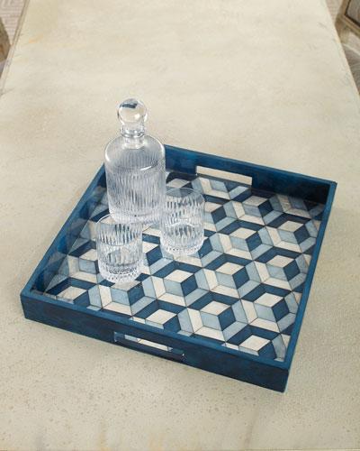 Small Hexagonal Tray