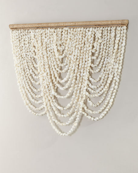 Moon Shell Hanging Wall Decor