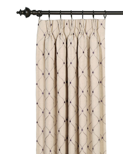 Branson Ivy Curtain Panel, 20