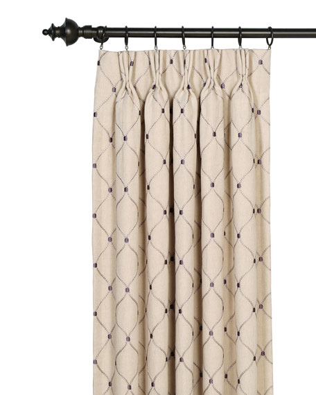 Eastern Accents Branson Ivy Curtain Panel, 20