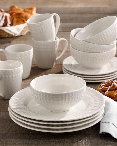 Amelie 16-Piece Dinnerware Set
