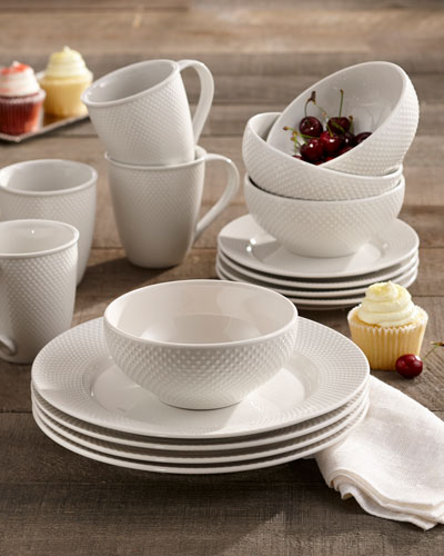 Chloe 16-Piece Dinnerware Set