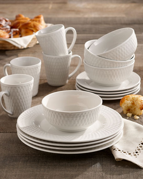 Juliette 16-Piece Dinnerware Set