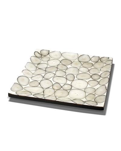 Tagua Small Platter