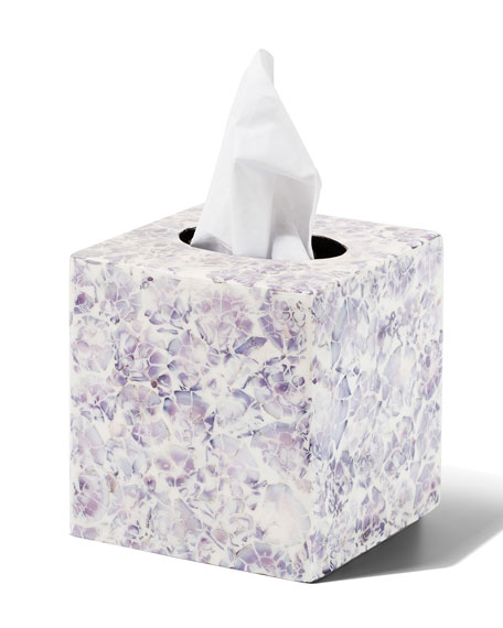 Coralina Tissue Box Cover