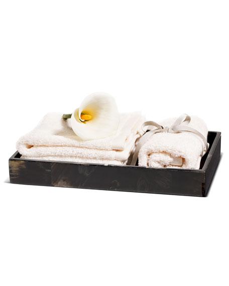 Horn Bath Tray