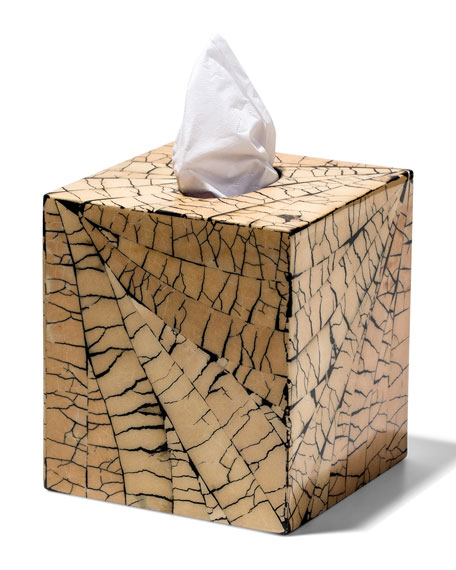 LADORADA Totumo Tissue Box Cover