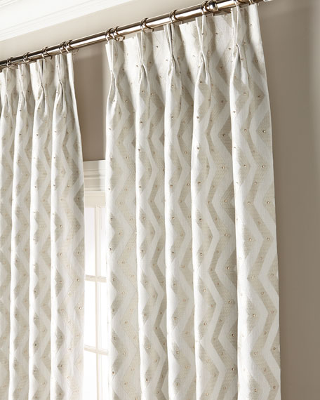 "Rosa 108"" Curtain Panel"
