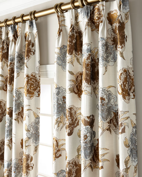 """Napoleon 120"""" Curtain Panel"""