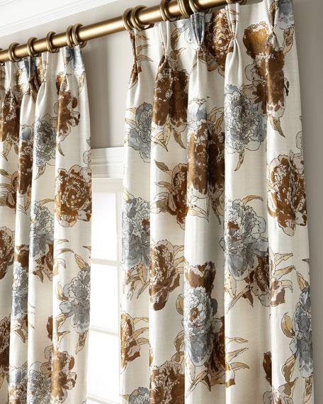 """Napoleon 132"""" Curtain Panel"""