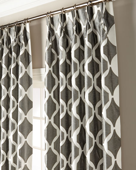 "Pascale 108"" Curtain Panel"
