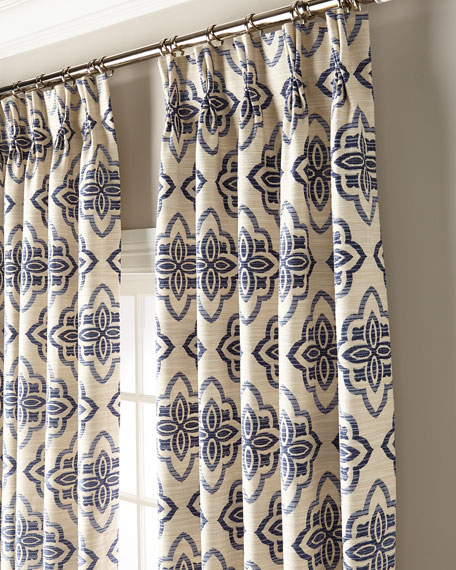 "Elaine 120"" Curtain Panel"