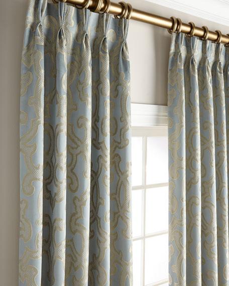 "Evelyn 132"" Curtain Panel"