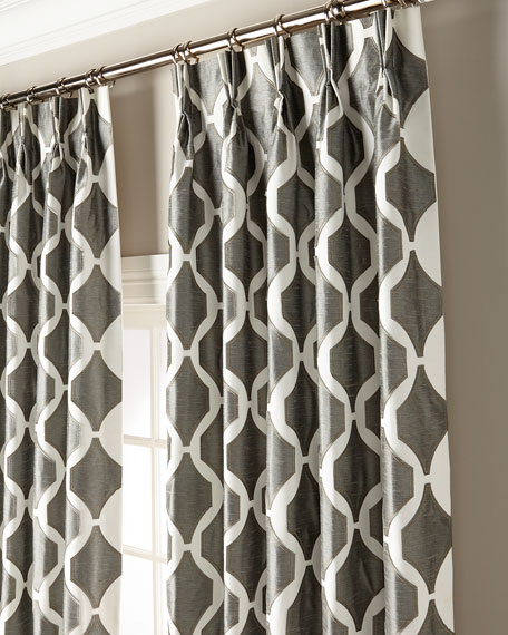 "Pascale 120"" Curtain Panel"