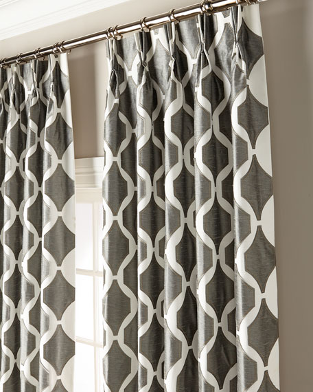 "Pascale 132"" Curtain Panel"