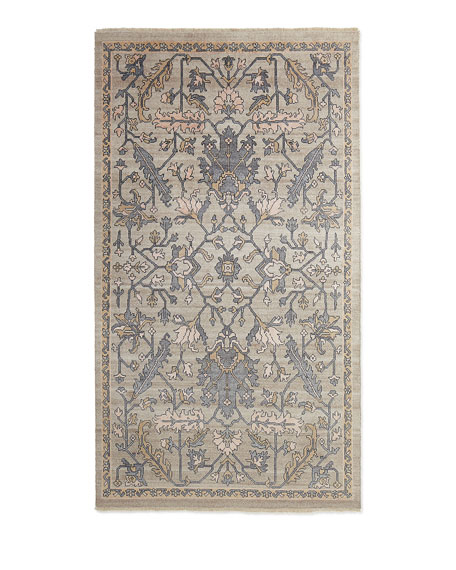 Simone Hand Knotted Rug, 9' x 13'
