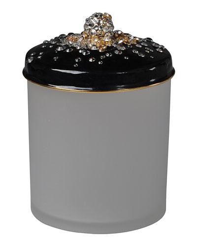 Duchess Cotton Swab Jar