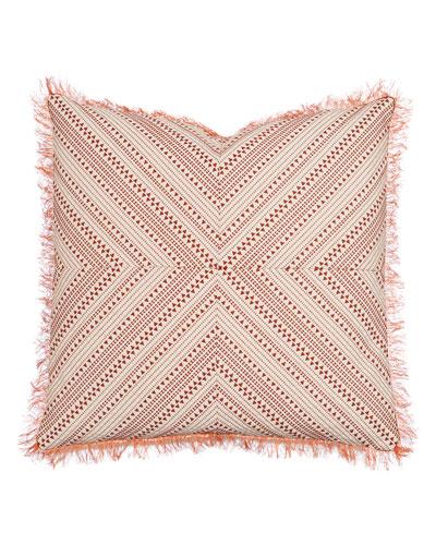 Canyon Clay Decorative Pillow